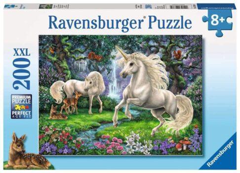 Ravensburger 128389 Puzzel Mystieke Eenhoorns
