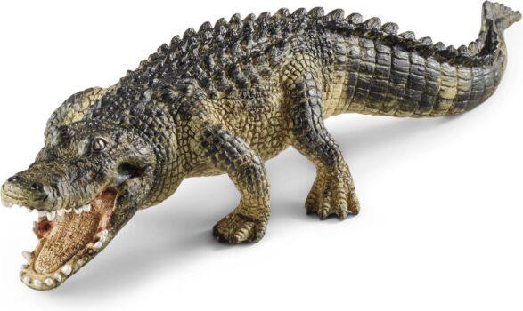 Schleich 14727 Alligator speelfiguur