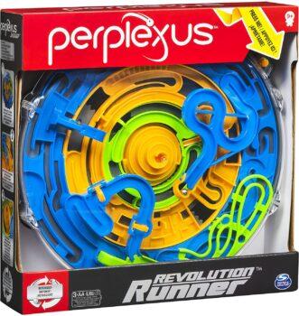 Spin Master Games 6053770 Perplexus Revolution Runner 3D-doolhofspel